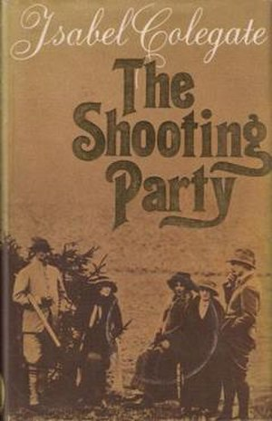 The Shooting Party (novel) - 1st edition