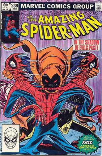Hobgoblin (comics) - Image: The Amazing Spider Man 238