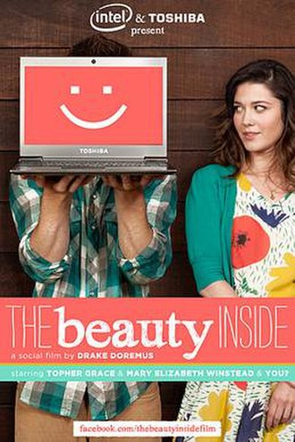 The Beauty Inside (2012 film) - Image: The Beauty Inside Official Poster