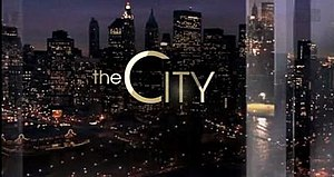 The City (2008 TV series) - Image: The City MTV logo