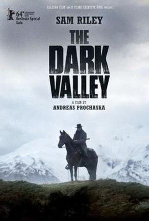 The Dark Valley - Film poster