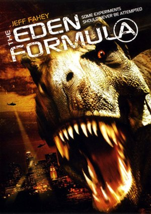 The Eden Formula - DVD cover