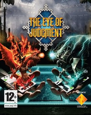 The Eye of Judgment - Image: The Eye of Judgment cover