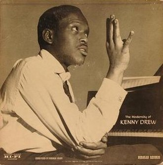 Kenny Drew and His Progressive Piano - Image: The Modernity of Kenny Drew