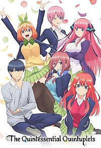List Of The Quintessential Quintuplets Characters Wikipedia
