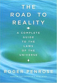 <i>The Road to Reality</i> book by Roger Penrose