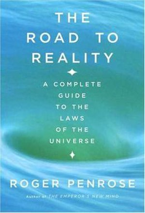 The Road to Reality - Cover of the hardcover edition