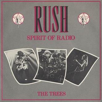 The Spirit of Radio - Image: The Spirit of Radio