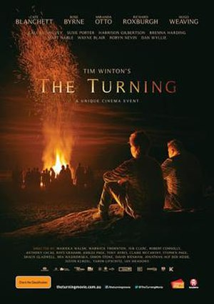 The Turning (2013 film) - Theatrical film poster