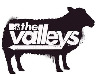 The Valleys (TV series) - Image: The Valleys logo