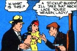 The Wayne Family and Joe Chill (Detective Comics -33 (November 1939))