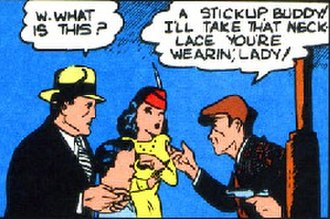 Thomas Wayne - Image: The Wayne Family and Joe Chill (Detective Comics 33 (November 1939))