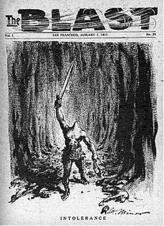Alexander Berkman - Berkman's journal, The Blast, was influential among American anarchists.