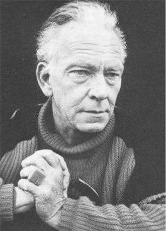 Theodorus Johannes Schoon - Theo Schoon self-portrait