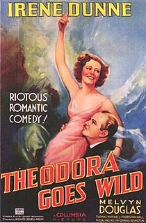 <i>Theodora Goes Wild</i> 1936 film by Richard Boleslawski