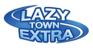 LazyTown Extra - Title card