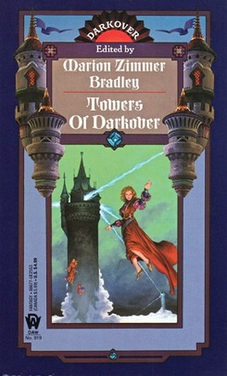 Towers of Darkover - Cover of the first edition