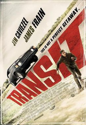 Transit (2012 film) - Theatrical release poster
