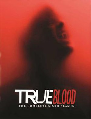 True Blood (season 6) - Image: True Blood season six promotional poster