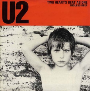 Two Hearts Beat as One - Image: Two Hearts single 2