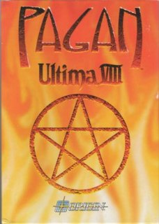 <i>Ultima VIII: Pagan</i> video game