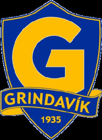Grindavík men's football - Image: Ungmennafélag Grindavíkur
