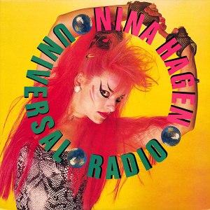 Universal Radio (song) - Image: Universal Radio 1985 US