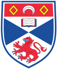 University of St Andrews coat of arms.svg