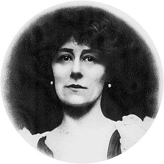 Violet Vanbrugh - Violet Vanbrugh in 1909