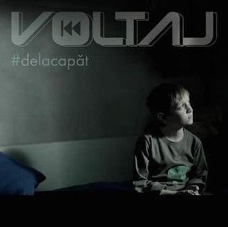 De la capăt - Image: Voltaj De la capăt cover art