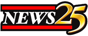 "WEHT - WEHT logo, used from January 2001 to 2011; stylized Garamond ""25"" was used in various forms beginning in 1994."