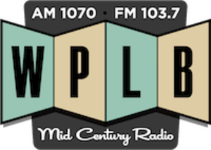WPLB (AM) - Image: WPLB1070