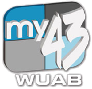WUAB - WUAB logo used from September 5, 2006 to August 23, 2015.