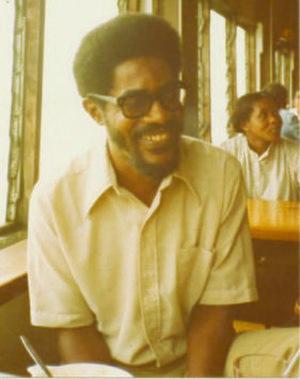 Walter Rodney - Image: Walter Rodney