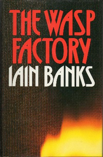 Picture of a book: The Wasp Factory