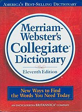 Webster's Dictionary - Wikipedia