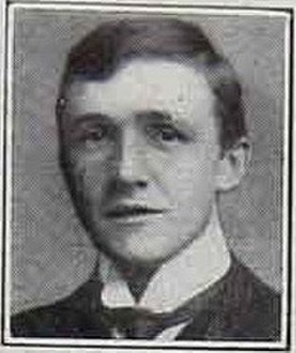 William Wedgwood Benn, 1st Viscount Stansgate - Wedgwood Benn c. 1906