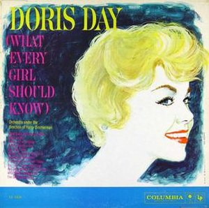 What Every Girl Should Know (album) - Image: What Every Girl Should Know (album) cover