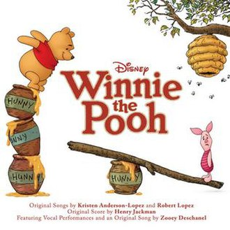 Winnie the Pooh (2011 film) - Image: Winnie the Pooh 2011 Soundtrack