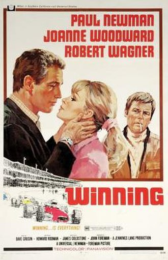Winning - Image: Winning poster