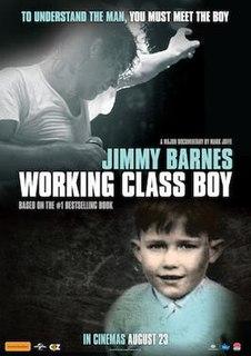 <i>Working Class Boy</i> (film) 2018 film