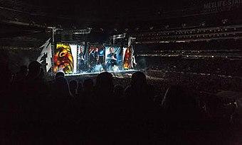 Metallica Worldwired Tour  July