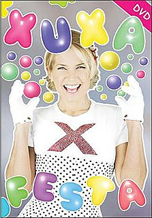 <i>Xuxa só para Baixinhos 6 - Festa</i> 2005 studio album by Xuxa