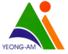 Official logo of Yeongam