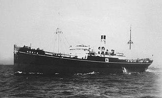 USS Jack (SS-259) - Yoshda Maru.