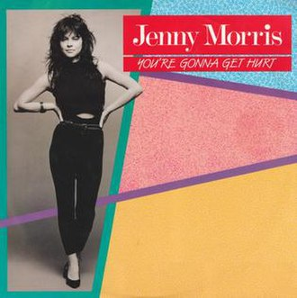You're Gonna Get Hurt - Image: You're Gonna Get Hurt by Jenny Morris