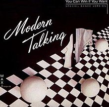 Modern Talking — You Can Win If You Want (studio acapella)