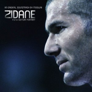 Zidane: A 21st Century Portrait (soundtrack) - Image: Zidane soundtrack