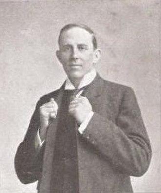 Charles Henry Roberts - Charles Roberts, 1910