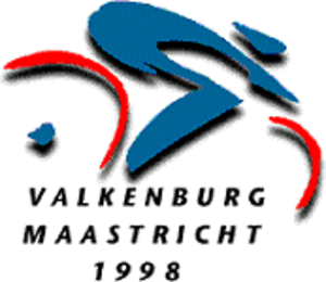 1998 UCI Road World Championships - Image: 1998 UCI Road World Championships logo